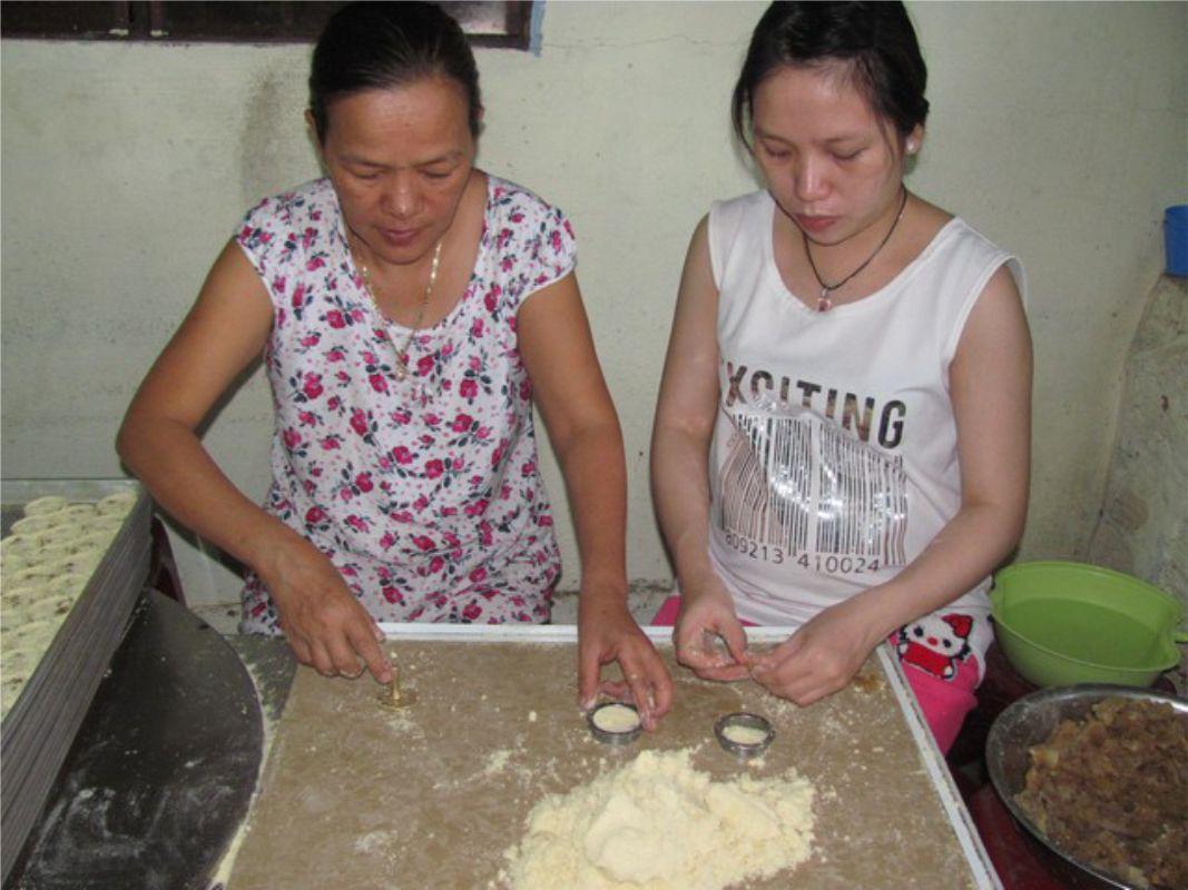 Bánh Đậu Xanh Bà Bông Tại Đà Nẵng 2
