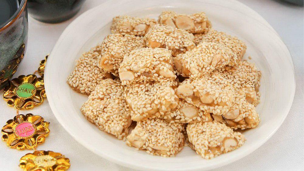 Bánh Khô Mè Bà Liễu tại Đà Nẵng 3