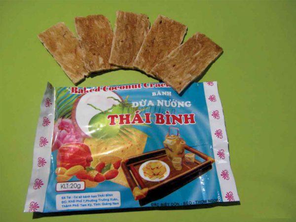 Bánh dừa nướng Thái Bình tại Đà Nẵng 1